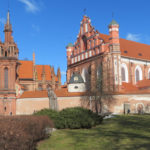 My first time: Vilnius