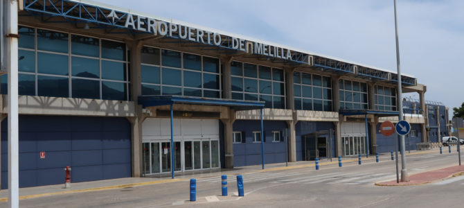 Melilla Airport MLN (Review)