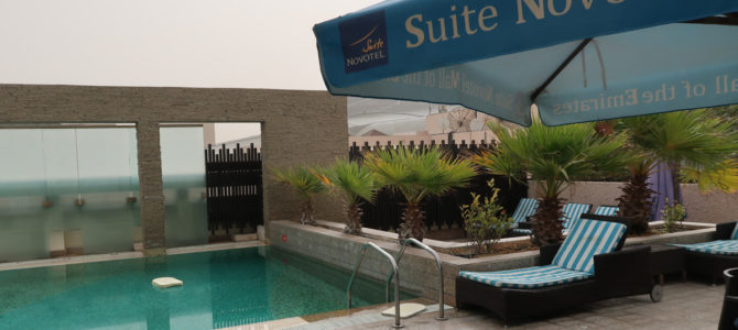 Novotel Suites Mall of the Emirates Dubai (Hotel Review)