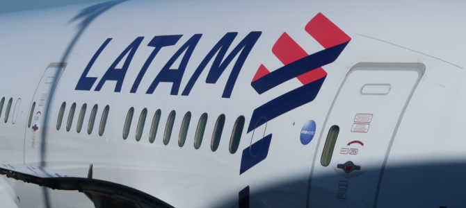 LATAM 705 – Love Letter to a Flight