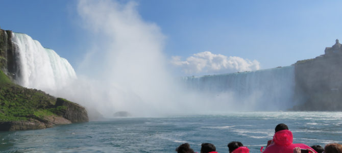 A Day in Niagara Falls