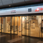 The new SWISS Senator Lounge Zurich A