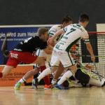 Floorball Bundesliga: DJK Holzbüttgen - ETV Piranhhas Hamburg 2:7 (1:3, 0:4, 1:0)