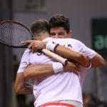 Davis Cup Serbia vs. India: Day 2