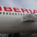 Flying Iberia A350 Business Class