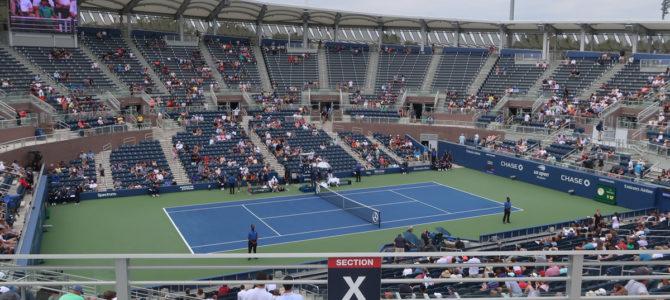 US Open (Tennis) – 1st September 2018