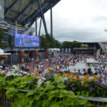 Visiting the US Open 2018