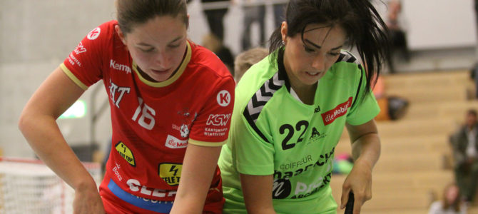 Red Ants Rychenberg – UHC Laupen 2:4 (2:1, 0:3, 0:0)