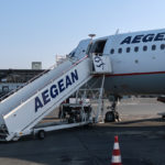Flying Aegean Airbus A320
