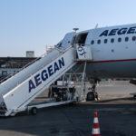 Flying Aegean Airbus A320