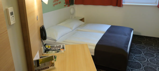 B&B Hotel Aschaffenburg – The No-Thrill Hotel