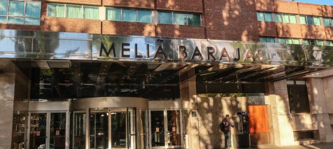 Melia Hotel Barajas Madrid (Review)
