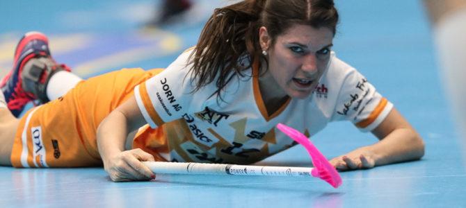 CC 2019: Women's Place 3: SB-Pro Nurmijärvi – Piranha Chur 5-3 (2-1, 0-1, 3-1)