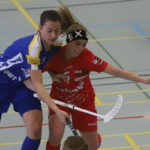 Red Lions Frauenfeld - Kloten-Dietlikon Jets 3:12 (0:4, 1:5, 2:3)