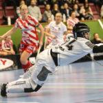 Täby FC - Pixbo Wallenstam IBK 7-0 (3-0, 2-0, 2-0)