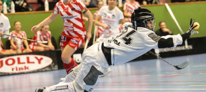 Täby FC – Pixbo Wallenstam IBK 7-0 (3-0, 2-0, 2-0)