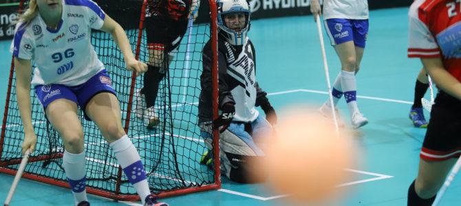 WFCQ 2019: Finland – Austria 37:0 (12:0, 10:0, 15:0)