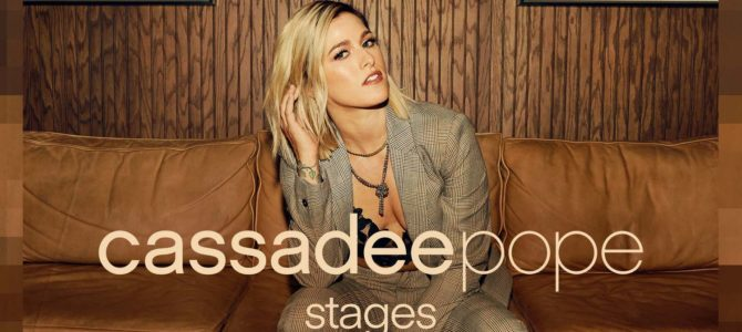 Cassadee Pope – Stages (Album Review)