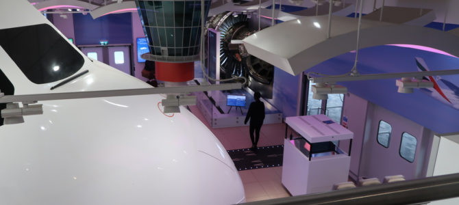 Emirates Aviation Experience London