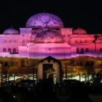 Visiting the Abu Dhabi Presidential Palace