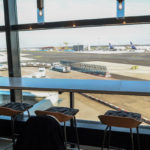 Lufthansa Panorama Lounge in Frankfurt
