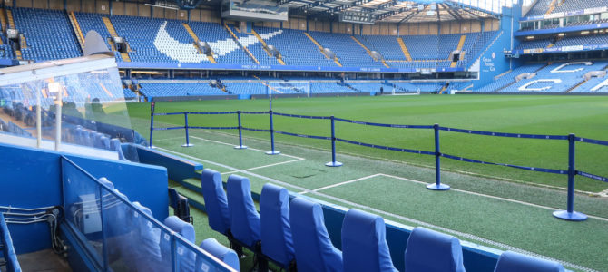 Chelsea FC and Stamford Bridge Tour