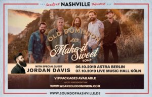 Country Music Concert Summer 2019 in Germany - a small Boom