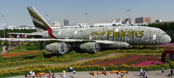 Dubai Miracle Garden – A flowerful Wonderland