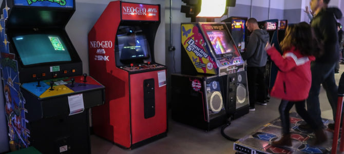 National Videogame Museum Sheffield