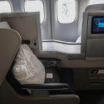 British Airways B747-400 Club World (Business Class)