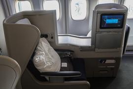 British Airways B747-400 Club World (Business Class