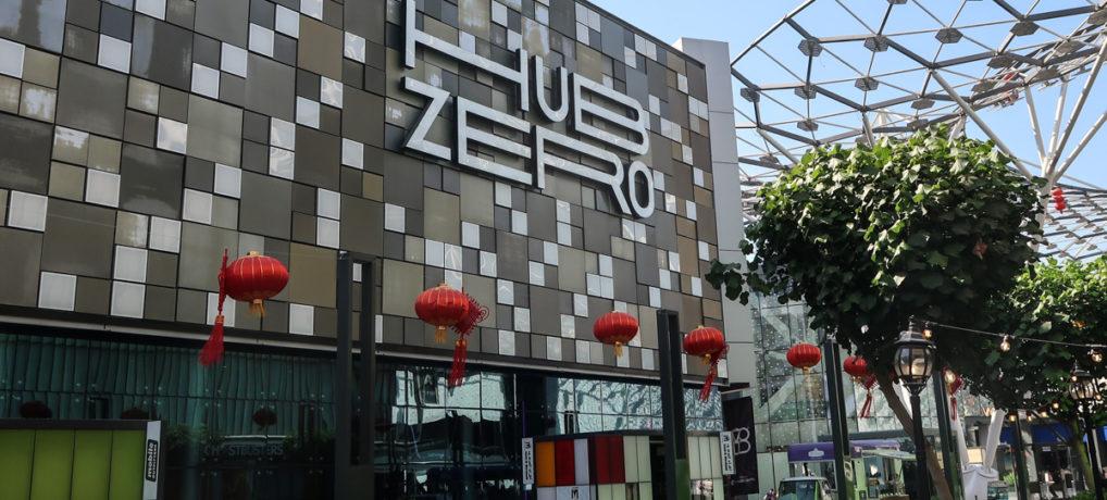 Hub Zero – A Gamer's Paradise