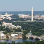 The View of DC - The Observation Deck at CEB Tower Arlington