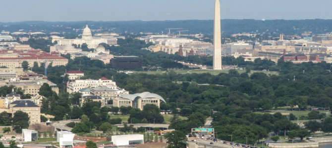 The View of DC – The Observation Deck at CEB Tower Arlington