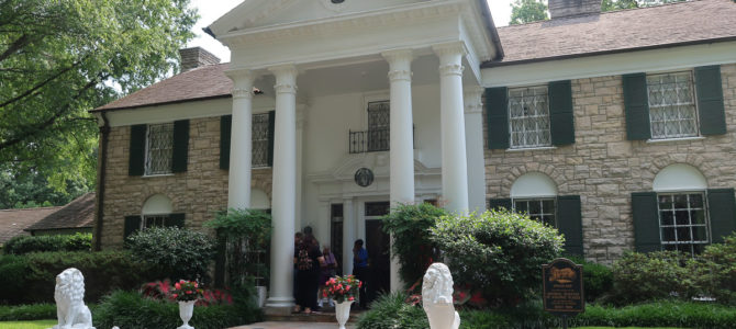 Elvis Presley's Graceland – The Mansion