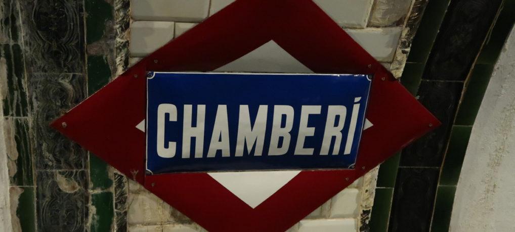 Platform 0 Chamberí – A Madrid Metro Ghost Station