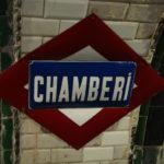 Platform 0 Chamberí - A Madrid Metro Ghost Station