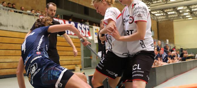 SSF Dragons Bonn – MFBC Leipzig/Grimma 0:3 (0:1, 0:0, 0:2)