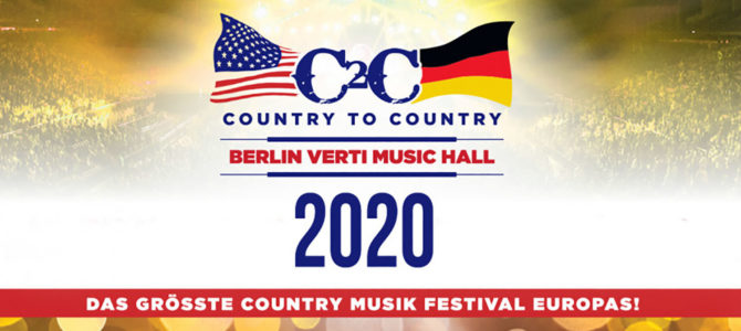 Country 2 Country 2020 Lineup – My View