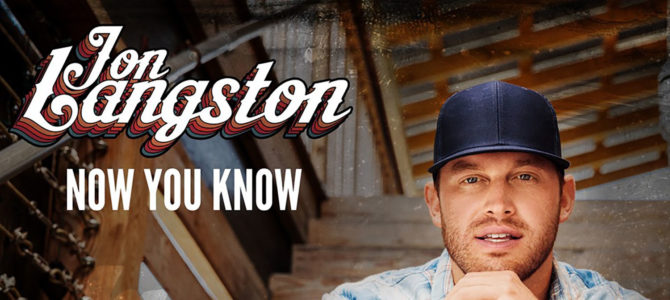 Jon Langston – Now You Know EP