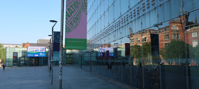 National Football Museum Manchester