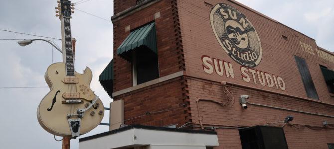 Sun Studio – The Birthplace of Rock'n'Roll