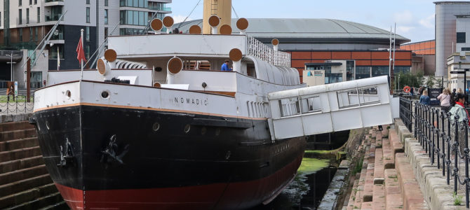 SS Nomadic (Belfast)