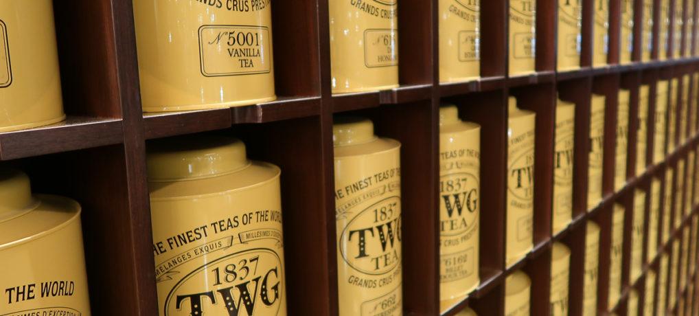 TWG – My Favorite Tea Brand