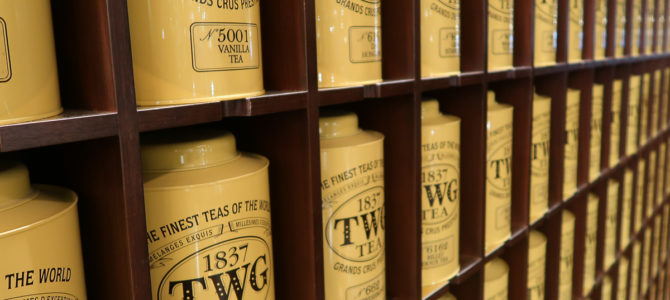TWG – My Favorite Tea Brand