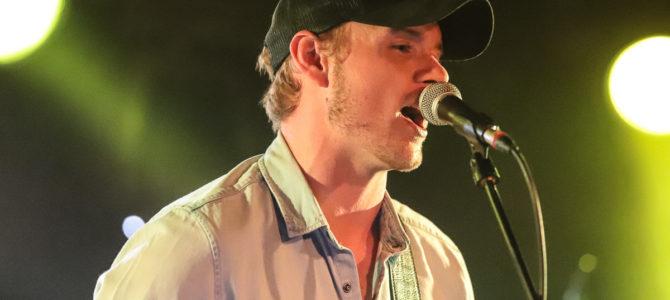 James Barker Band (20th November 2019, Zurich)