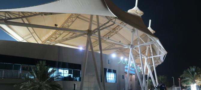 Arabian Gulf League (Soccer) at Baniyas Stadium
