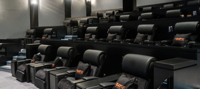 ThEATre by Rhodes – U.A.E.-style Luxury Cinema