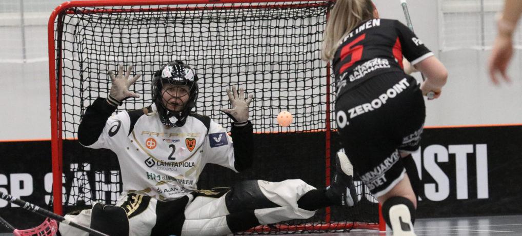 SB-Pro Nurmijärvi – Koovee Tampere 7:2 (2:1, 3:1, 2:0)