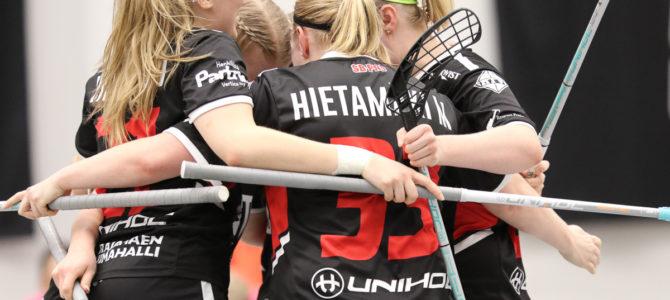 SB-Pro Nurmijärvi – Classic Tampere 4:2 (0:1, 4:1, 0:0)